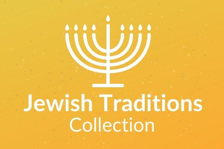 Jewish traditions logo
